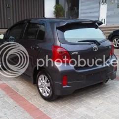 Toyota Yaris Trd Matic Price Foto Mobil Serba Ottomotif