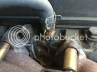 Heater core hose - 2nd Generation Dodge 24 Valve ...