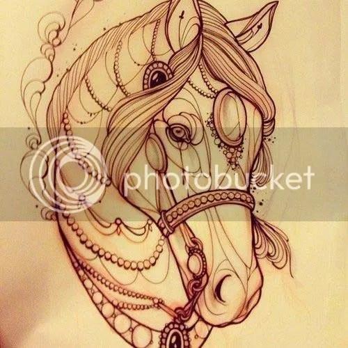 Best horse tattoos designs ideas