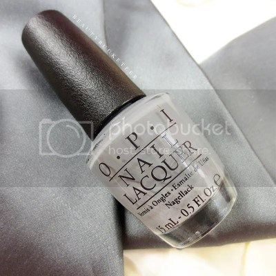 "OPI ""Embrace The Gray"""