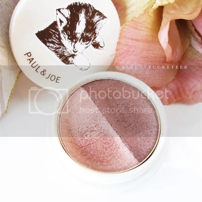 Paul & Joe Eyeshadow Duo 002 Gingerbread