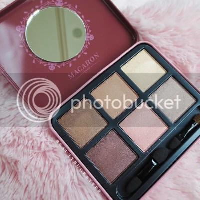 1028 Visual Therapy Macaron Eyes Eyeshadow Kit