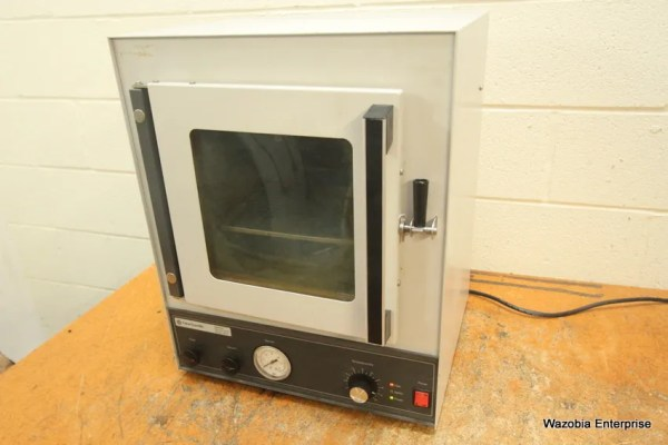 FISHER SCIENTIFIC ISOTEMP VACUUM OVEN MODEL 281A 281 A eBay