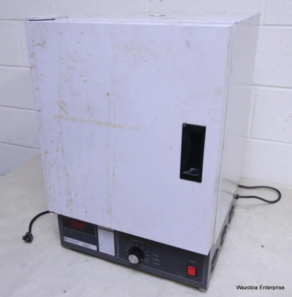 FISHER SCIENTIFIC ISOTEMP OVEN MODEL 615F eBay