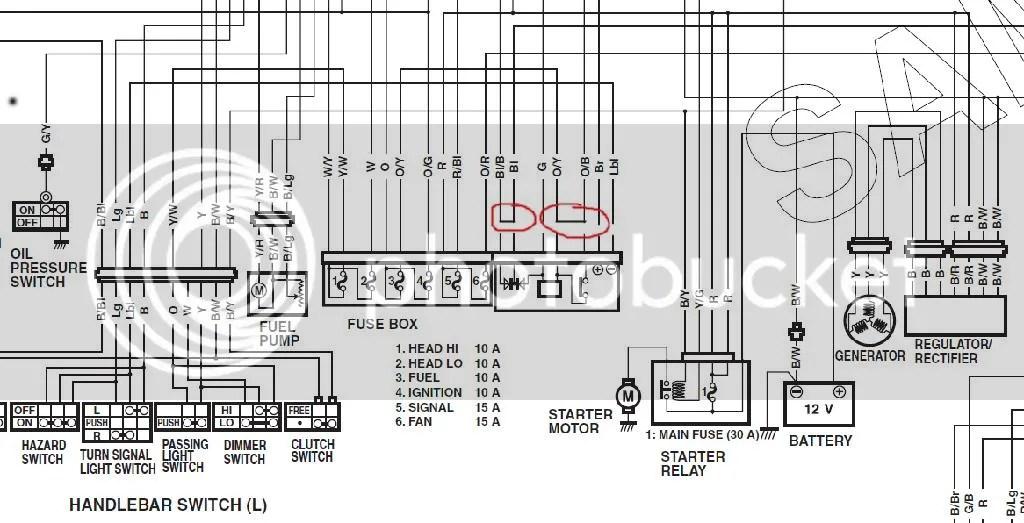 2001 Suzuki Vl1500 Wiring Diagram Wiring Diagram Honda