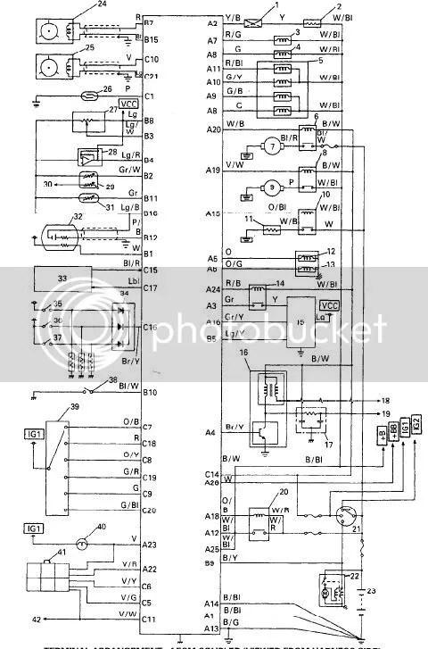 K A Wiring Diagram Torzone Org Suzuki Baleno Ecu. Suzuki