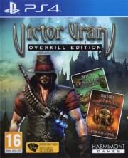 Victor Vran Overkill Edition PS4 PKG