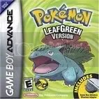 Pokemon Leafgreen for GBA