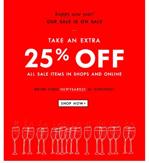 Kate Spade Coupon Code Extra 25 Off Sale Items