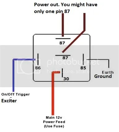 Basic Electrical Symbols in addition Light Switch Circuit Diagram Australia in addition Dpdt Switch Relay further 15473 likewise Din Plug Wiring Diagram Linear Actuator. on double pole relay wiring diagram