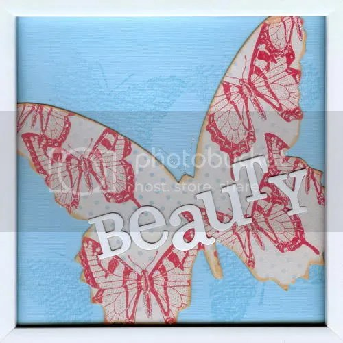 Beauty 8x8 Frame