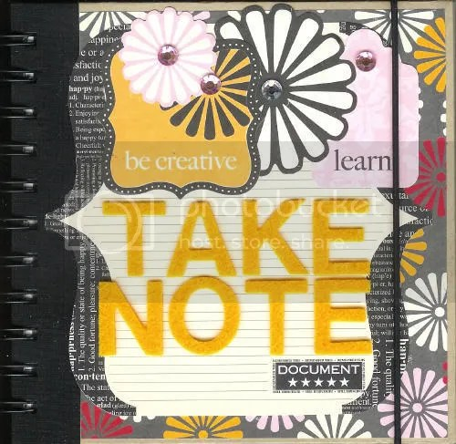 Take Note Journal