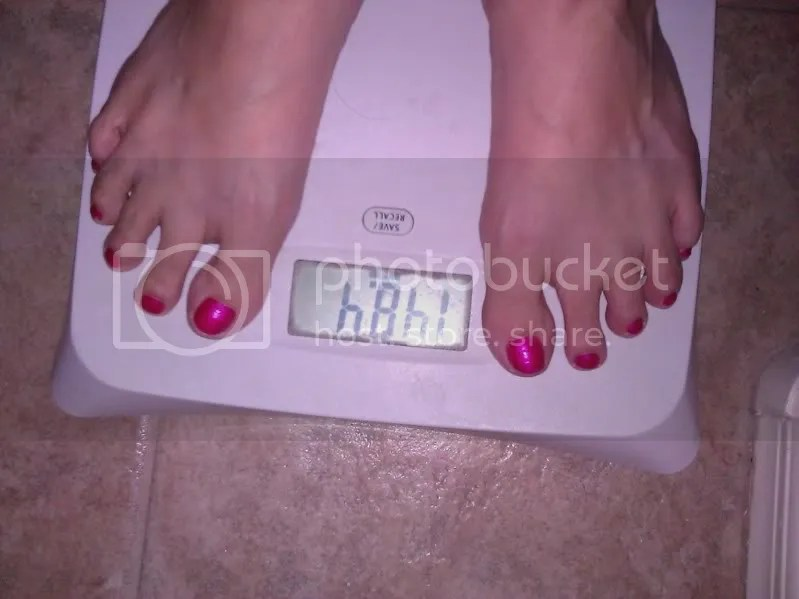 HCG diet weight loss total 148 pounds