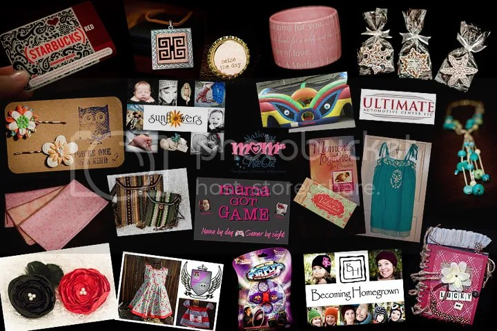 National Mom's Nite Out in Arizona had many giveaways