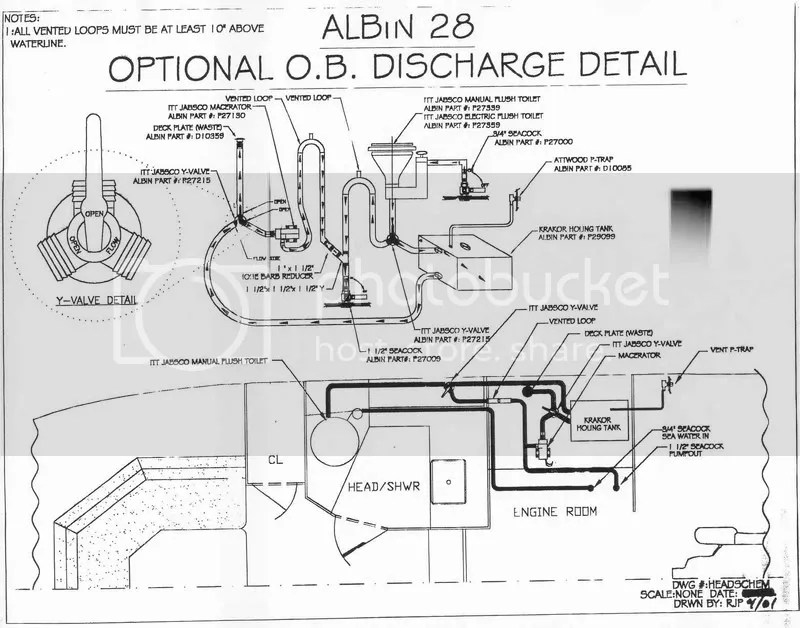 Jabsco Marine Spotlight Wiring Diagram