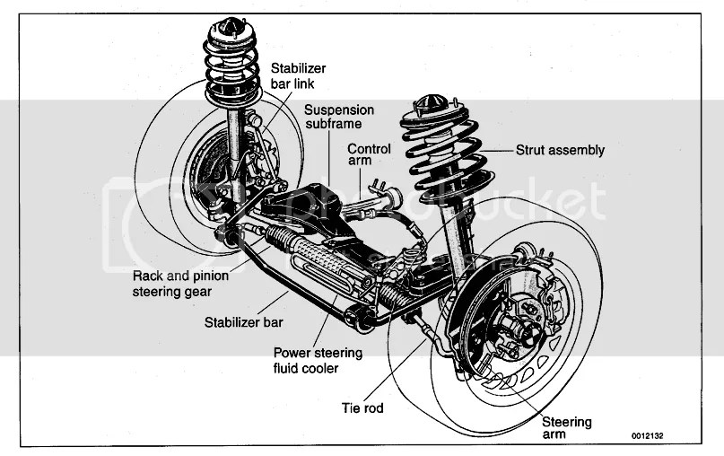 Bmw E36 Rear Shock Diagram, Bmw, Free Engine Image For