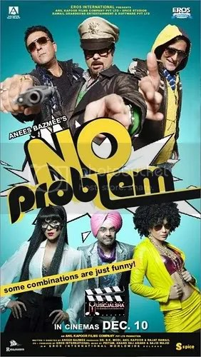 NO PROBLEM HINDI MOVIE MP3 AUDIO SONGS FREE DOWNLOAD AND LISTEN