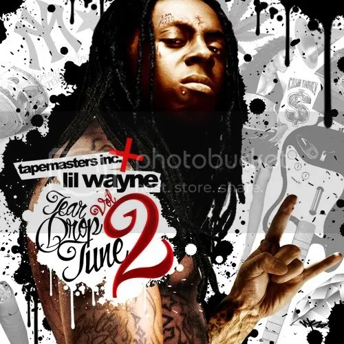 LIL WAYNE - TEAR DROP TUNE 2 ENGLISH ALBUM MP3 AUDIO SONGS FREE DOWNLOAD AND LISTEN
