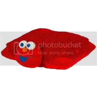 ELMO Monster - SESAME STREET - PILLOW PET Soft Plush Toy ...