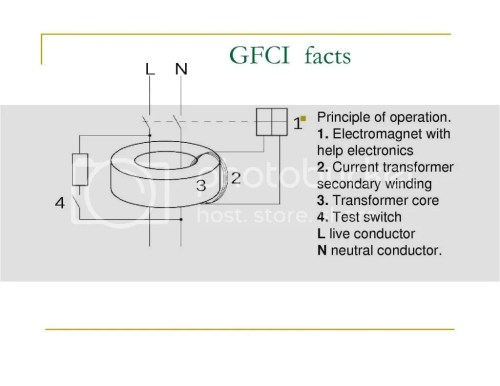 small resolution of when you share neutrals the flow changes based on balance from each circuit some 2 pole gfci breakers take that into account but those are pricy