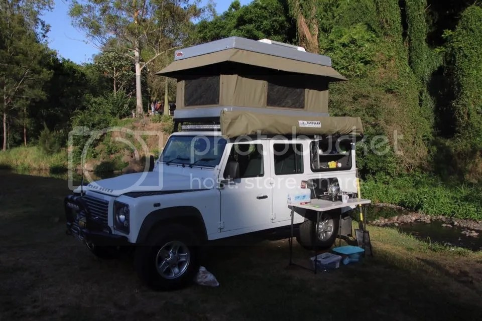 Bundutec, Bundutop roof top tent hard shell