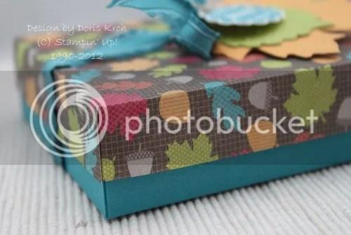 Die perfekte Schachtel
