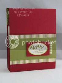 Geschenkbox für Karten und Anhänger