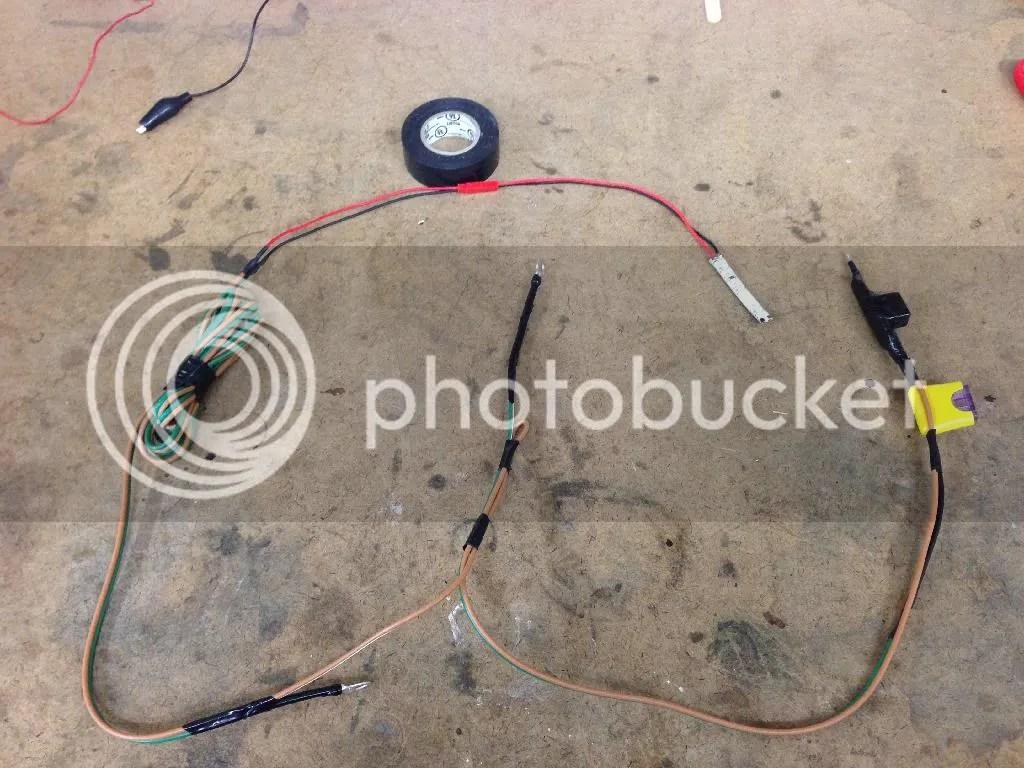 amplifier wiring kit radio shack nuclear power plant diagram diy under hood light harness ford mustang forum