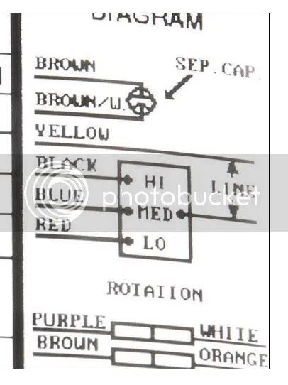 wiring capacitor diagram