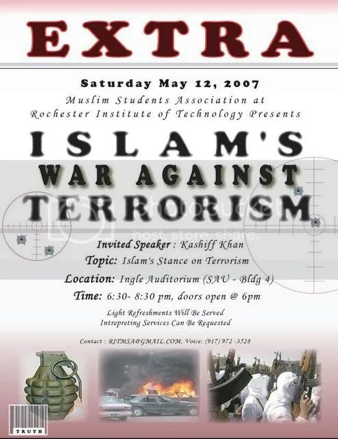 war on terror event rit