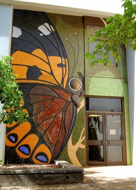 The Butterfly Door
