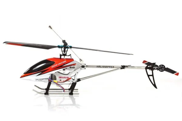 Big Single Blade 3CH RC Metal Gyro Helicopter 9104 with