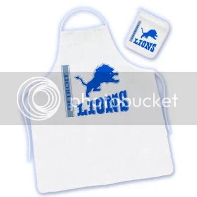 lions apron