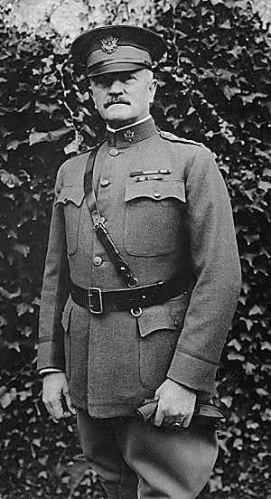 Gen. John J. Pershing, Commander AEF