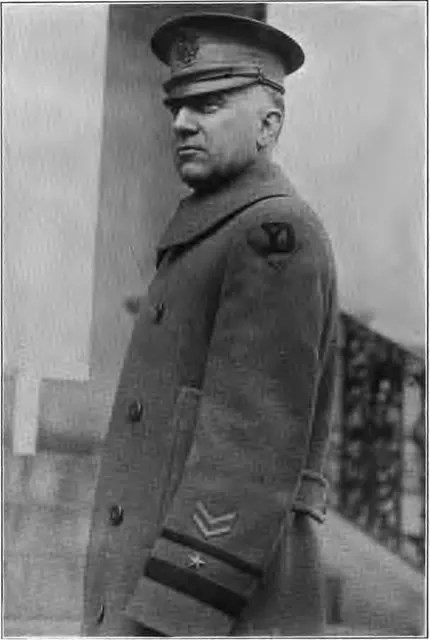 Brig. Gen. Charles H. Cole, Commander 52nd Brigade