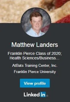 View Matthew Landers's profile on LinkedIn