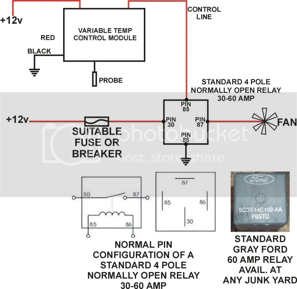 hight resolution of spdt relay wiring diagram fan wiring libraryspdt relay wiring diagram fan 8