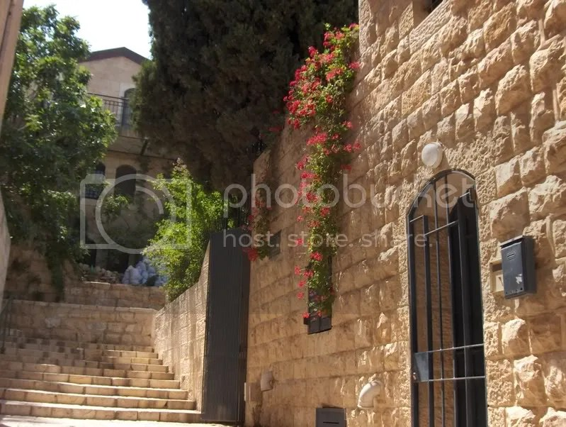 Houses in Yemin Moshe