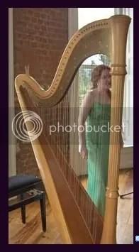 Harp n Harpist