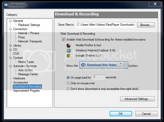 Realplayer Downloader For Chrome