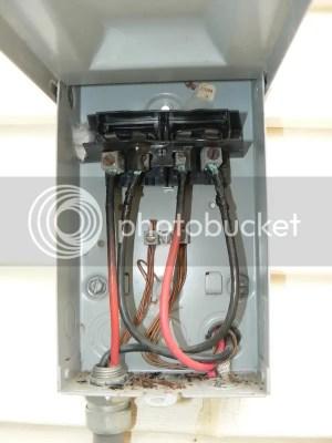 Proper Air Conditioner Wiring  DoItYourself Community