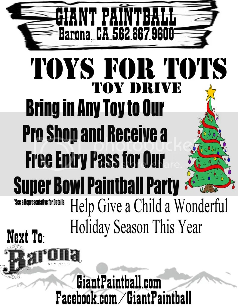 Toys For Tots Michigan