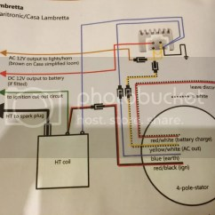 Lambretta Wiring Diagram Honda Spree Lcgb Forums  View Topic Acewell Speedo