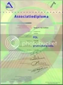 PDL diploma