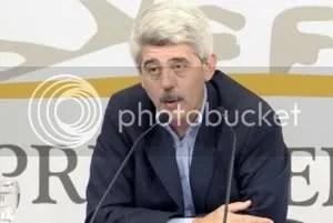 Ministro Eduardo Brenta