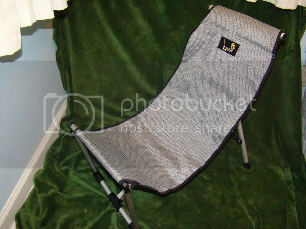 Hiking Chairs Trail Sling Ultralight Backpacking Chair Used Good