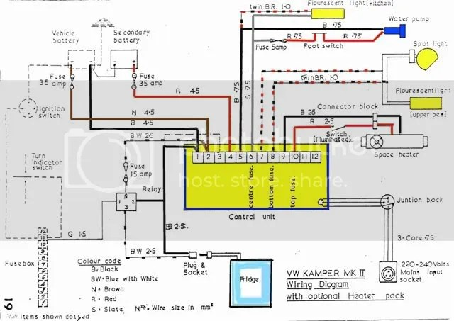 Wiring Diagram Zig Unit  Thebuffalotruck