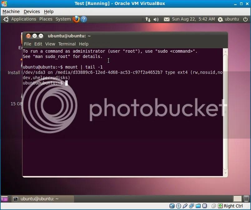 Khôi phục lại Grub của Ubuntu sau khi cài lạiWindows (2/3)