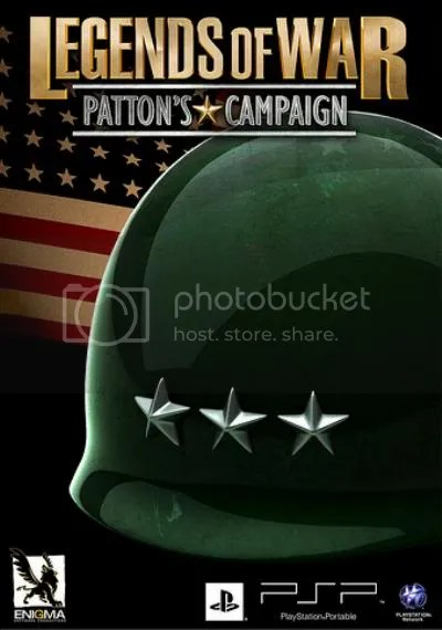 Baixar Legends of War: Patton's Campaign: PSP Download games grátis