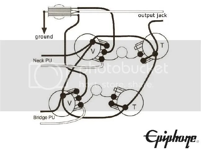 Epiphone Gold 3-Way Toggle Pickup Selector Switch 11mm